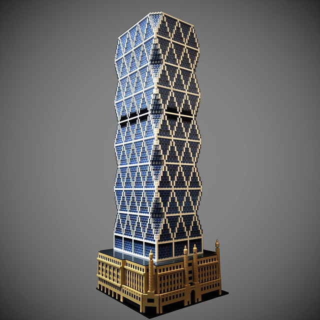 LEGO New York Skyscraper
