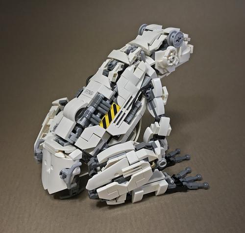 LEGO Mecha Frog Mk2-09