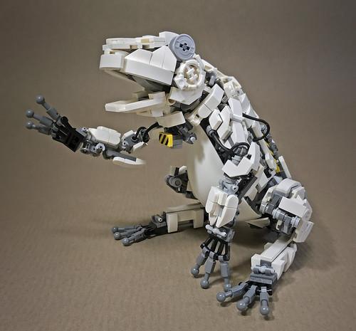 LEGO Mecha Frog Mk2-08