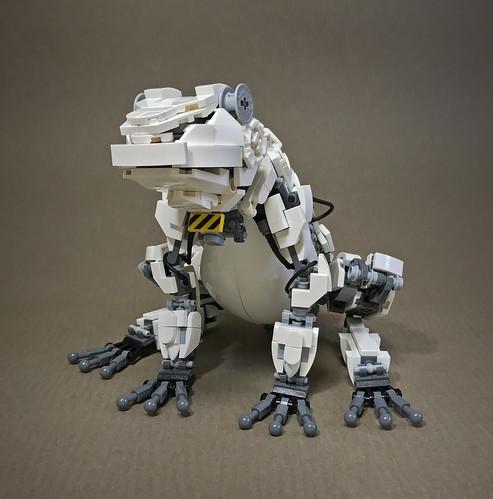 LEGO Mecha Frog Mk2-07