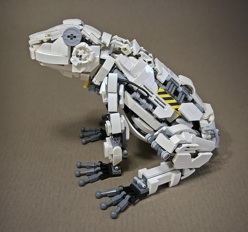 LEGO Mecha Frog Mk2-03