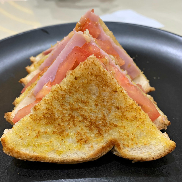 2019 Sydney: Toasted Sandwich