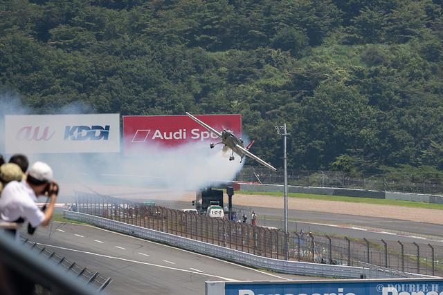 Yoshi Muroya Flight at Super GT Fuji 2019.8.4 (22)