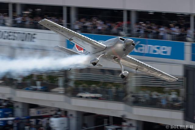 Yoshi Muroya Flight at Super GT Fuji 2019.8.4 (25)