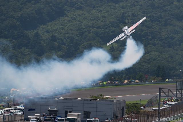Yoshi Muroya Flight at Super GT Fuji 2019.8.4 (30)