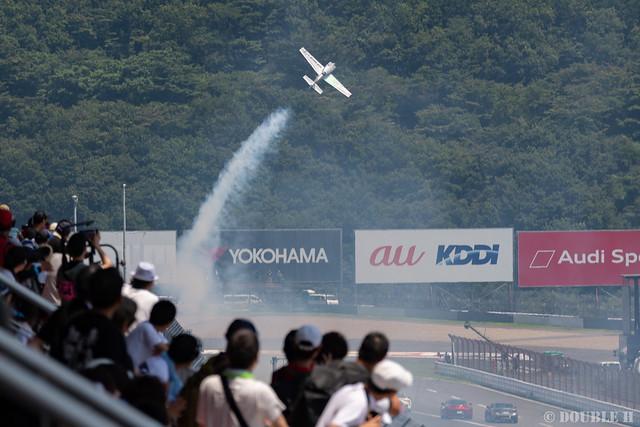 Yoshi Muroya Flight at Super GT Fuji 2019.8.4 (38)