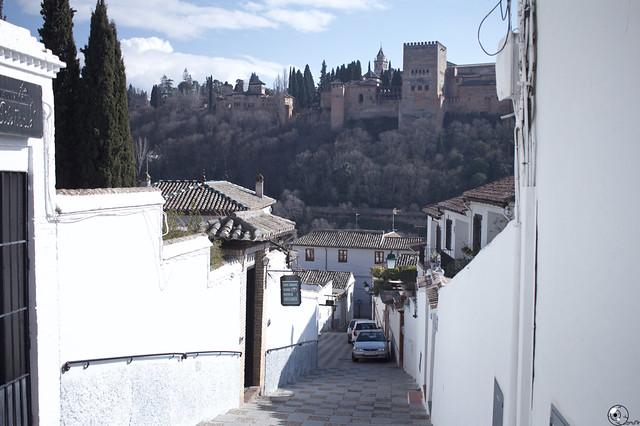 La Alhambra después del Alba.