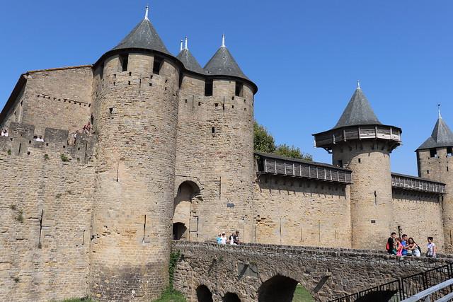 Visitar el Castillo de Carcasona