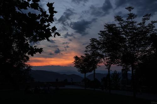 österreich austria autriche steiermark styria d90 sonnenuntergang sunset dämmerung dawn abend evening himmel sky wolken clouds