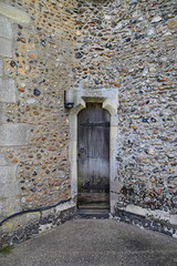 tower doorway