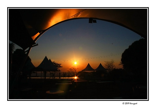 harrypwt salatiga sunrise kopeng night light canon40d 40d 18200 centraljava borders framed paintinglike