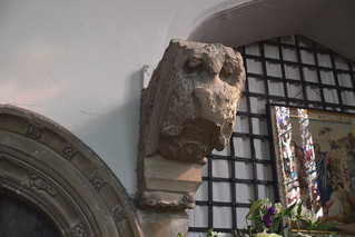 angel canopy corbel