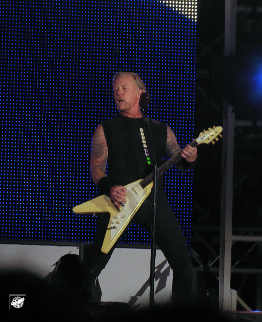 Metallica - James Hetfield