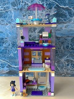 Emma's Artistic Loft (back)