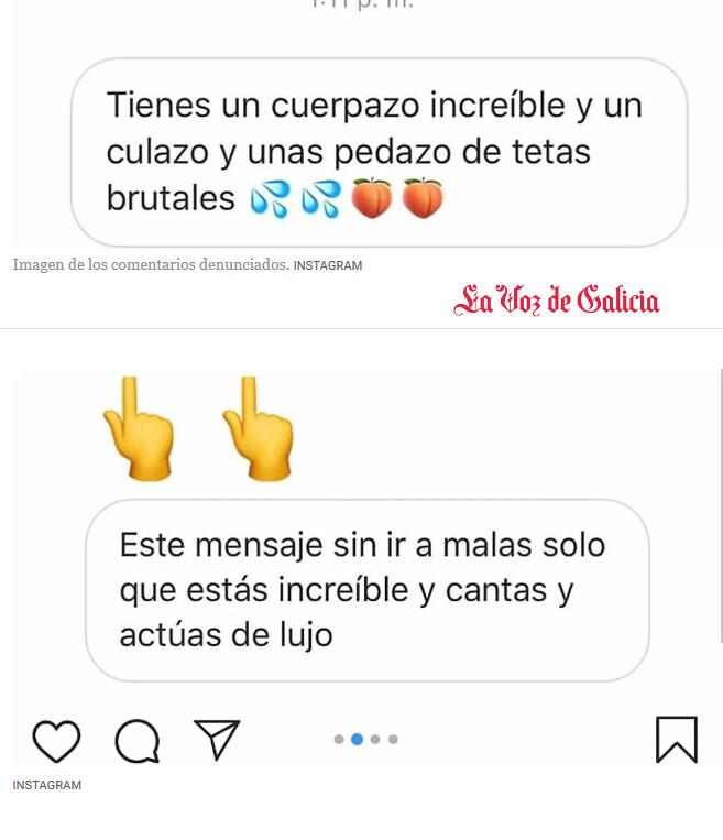 Screenshot_2019-08-10 Una cantante de la Panorama denuncia en Instagram acoso por parte de un seguidor «Sois patéticos»