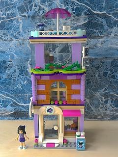 Emma's Artistic Loft (front)