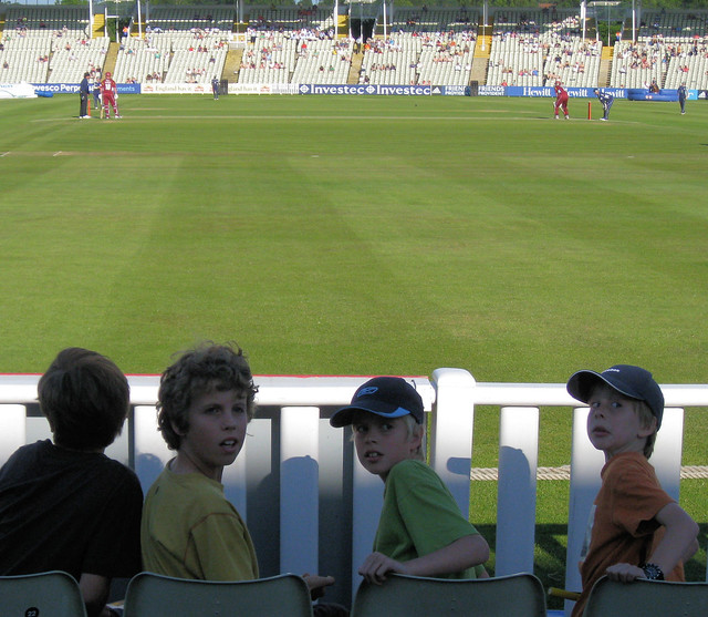 Edgbaston Cricket Ground, June 2009