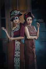 Pua Kumbu High Fashion