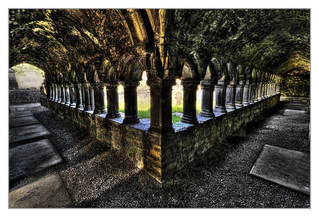 Sligo IR - Sligo Abbey 02