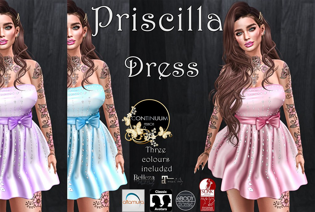 Continuum Priscilla Dress