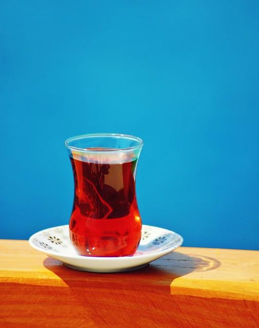 20110806 Turkish tea I