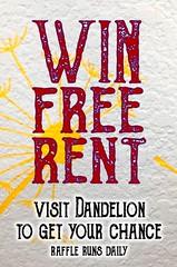 SUMMER PROMO - Dandelion Dreamland - FREE RENT
