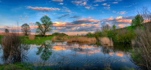 clouds colors countryside dramaticsky greece hellas liquidmirros nature pinios piniosriver reflections sky thessaly trikala vegetation water waterscape sunset sunsetcolors greecehellas totallymagicalthelightissuperb