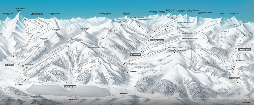 zell am see card