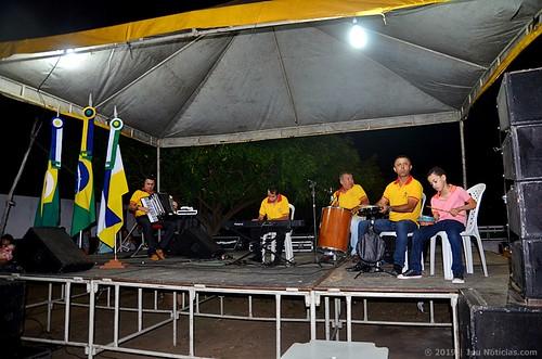 Inauguração em Alegria - IPu (CE)