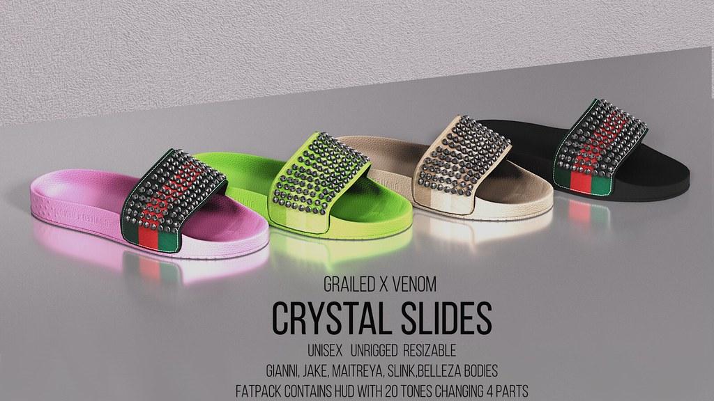 [GxV] Crystal Slides AD