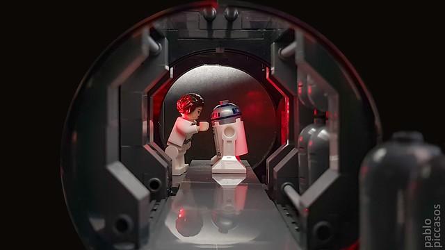 Part 3 - Help me Obi-Wan Kenobi...