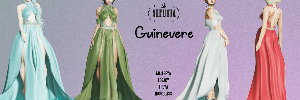 [Aleutia]_Guinevere @Enchantment