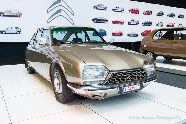 Citroën GS Birotor - 1974