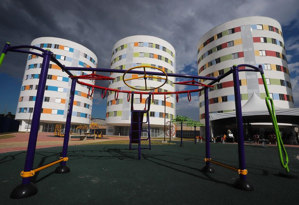 Entrega de 120 unidades habitacionais do Conjunto 3A Heliópolis / Sabesp