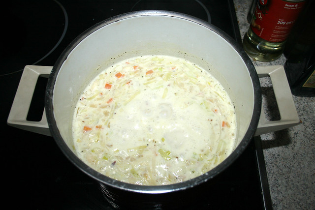 32 - Aufkochen lassen / Bring to a boil