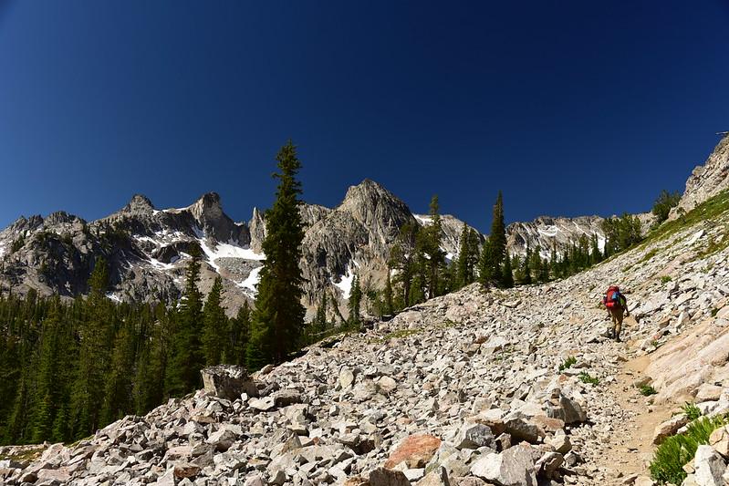 Pettit Creek Trail