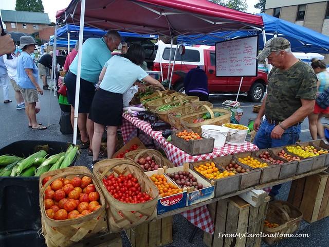 Tomato Festival at FromMyCarolinaHome.com