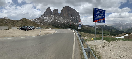 Passo Sella-2 | by European Roads