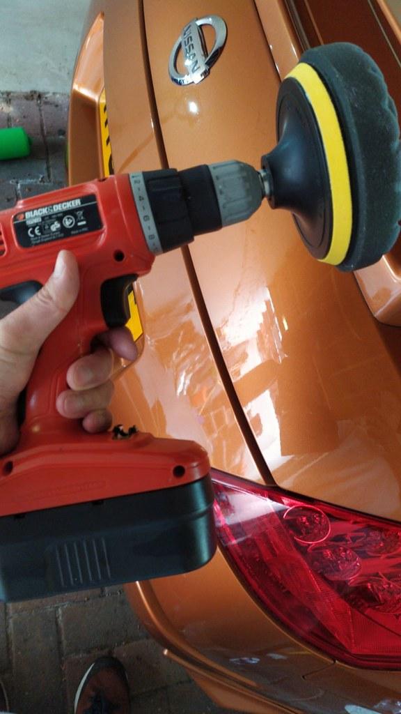 Cheap car polisher