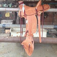 Jim Hosse Custom Saddle