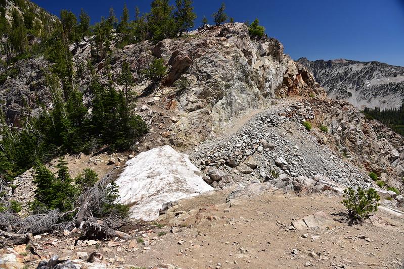 Snowyside Pass