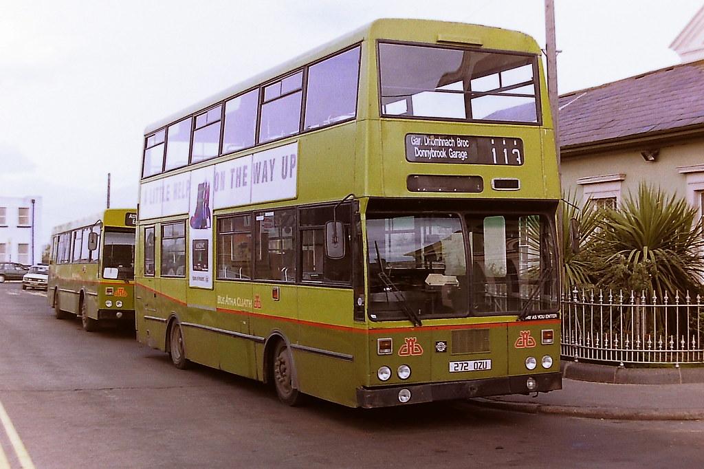 DUBLIN BUS BUS ATHA CLIATH KD272 272OZU