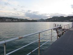 Continuing sweeping view around the bay,   San Sebastian, Donostia,  Guipuzcoa,  Basque Country,  Spain
