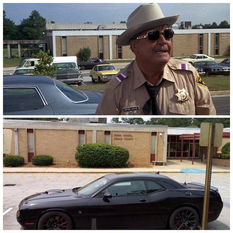 Smokey and the Bandit Sites