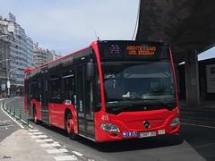 Mercedes Benz Citaro 415 Tranvias de La Coruña