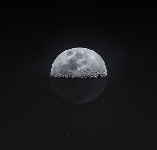 Moon - Waxing Half