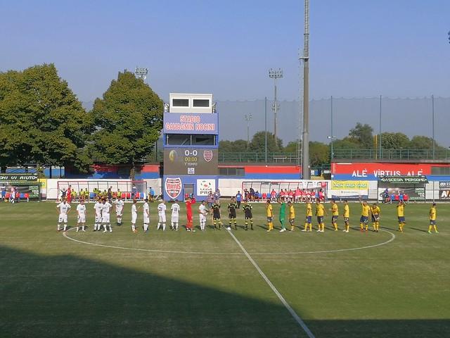 COPPA ITALIA Modena - Virtus Verona 2-2