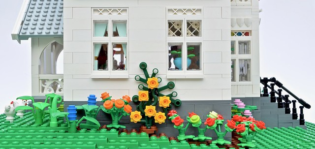 LEGO Norwegian House details