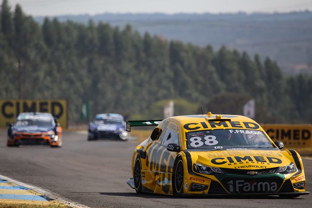 Stock Car 2019 - Campo Grande - treinos e classificatório