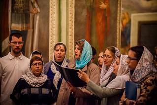 10.08.2019 | Престольный праздник в Иверском монастыре